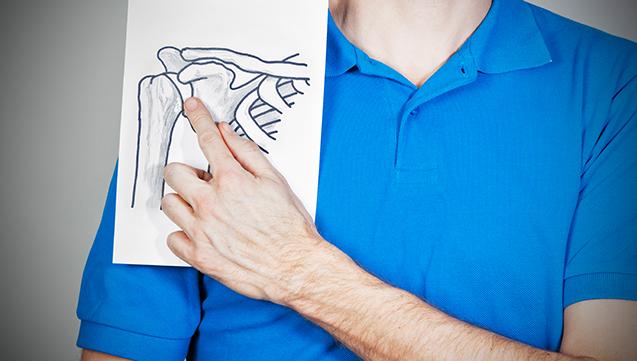 As articulações do corpo