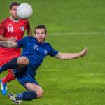 Como é a visão de um jogador de futebol?