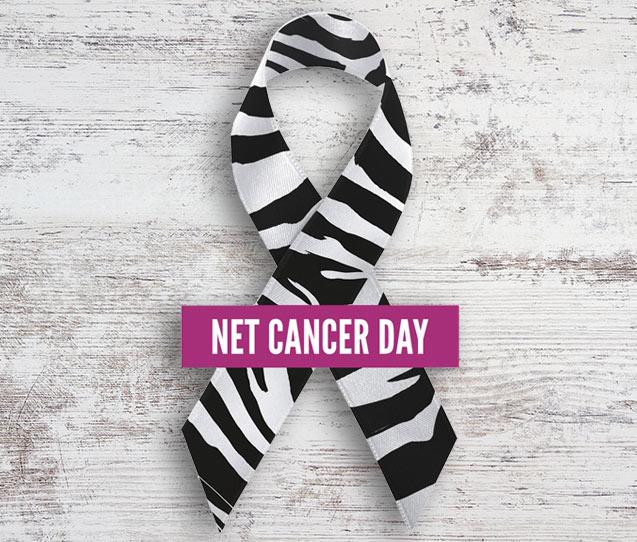 dia de conscientização tumor neuroendócrinoTNE